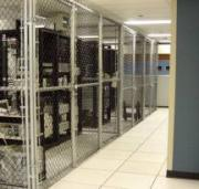 Data Centre locked cages