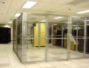 Vacant Cage in Data Centre
