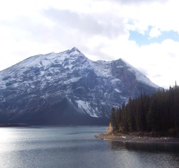 Rock Solid Business -Upper Kananaskis Lake